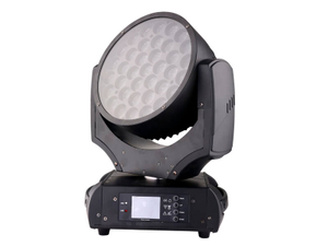 37pcs 15W 4in1 LED Moving Head Wash Light
