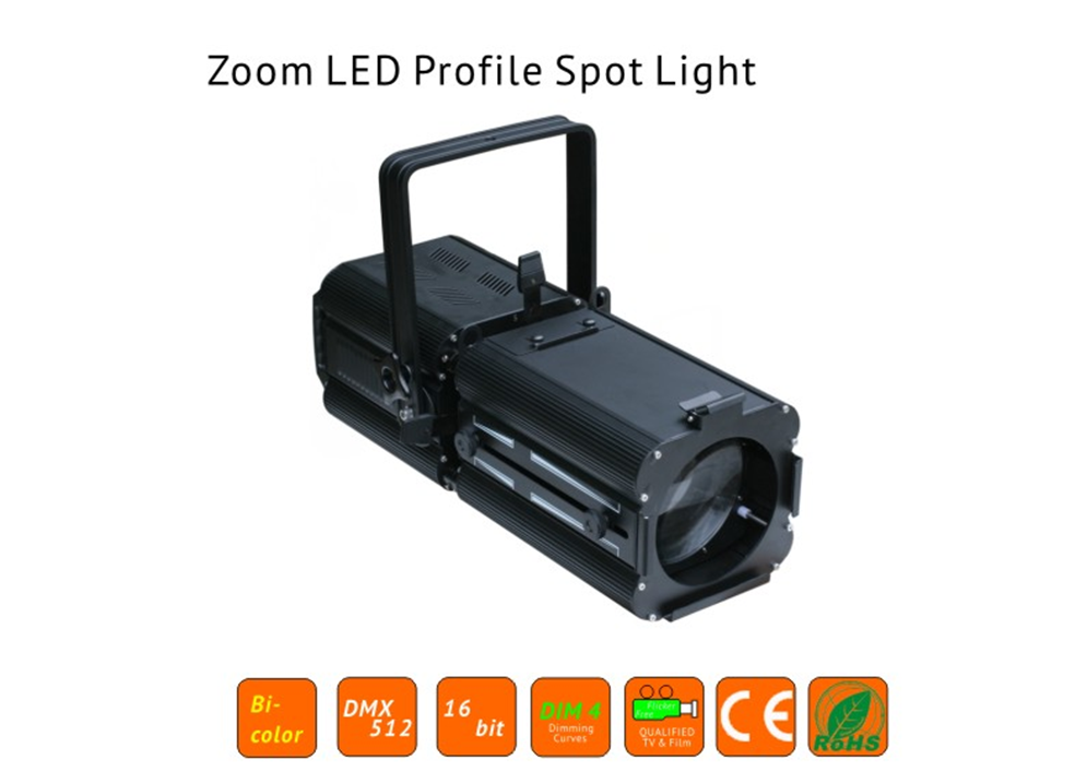 300W Zoom LED Profile Spot Light