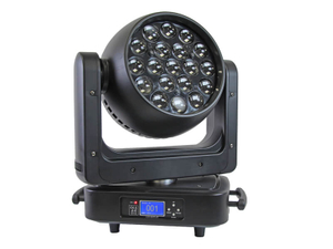 Theater Face Wash 19pcs 20W 4in1 LED Zoom Moving Head Wash Light for Wedding/Club