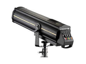 Manual Control Long Lens 350W LED Follow Spot Light