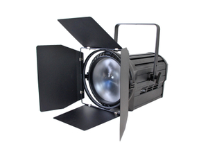 5in1 Colorful Fanless LED Fresnel Spot Light