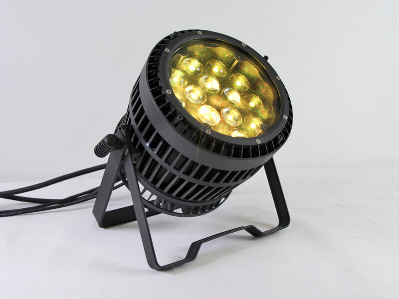 15pcs 15W RGBW 4in1 LED Outdoor Zoom Par Light
