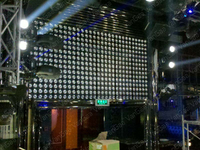 The Matrix Blinder Lights which manufactured by VanGaa Are using in A Night Bar