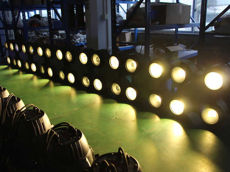 Outdoor 400W LED Atomic Audience Blinder Light